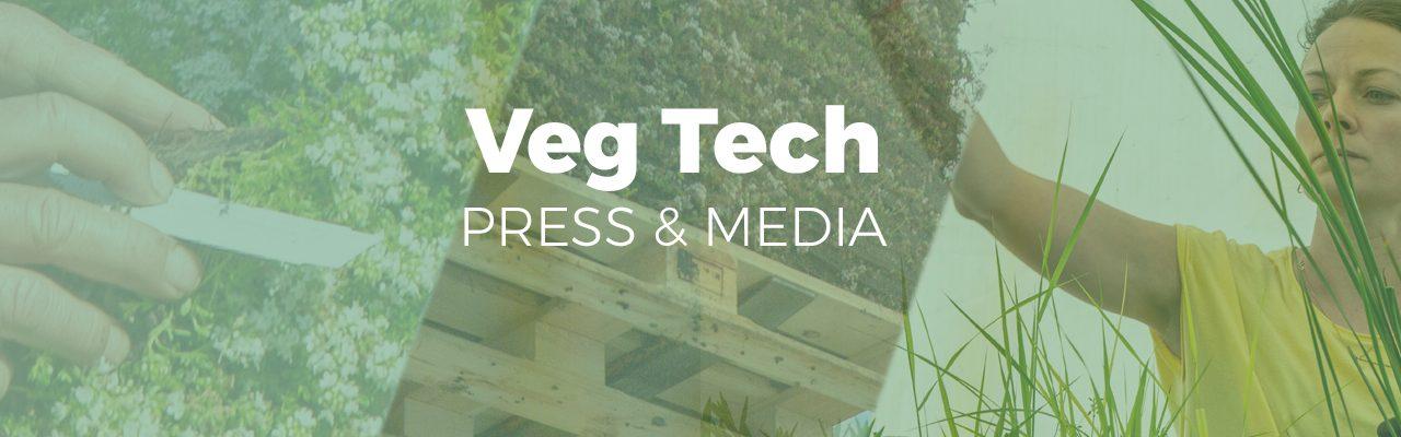 Veg Techs press och media